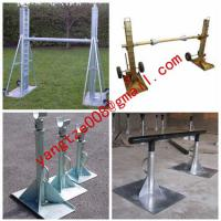 Large picture Jack towers,Cable Drum Lifting Jacks
