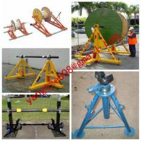 Large picture Ground-Cable Laying Cable drum trestles