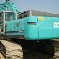 Large picture used kobelco excavator sk350 sk450 115