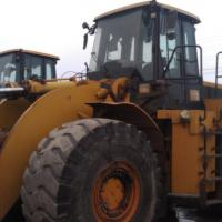 Large picture used caterpillar wheel loader 962g 980g 988g