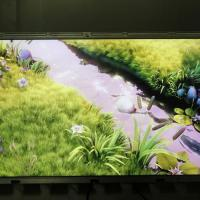 Large picture outdoor lcd signage