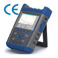 Large picture test equipment OTDR integrated VFL,