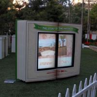 lcd outdoor display
