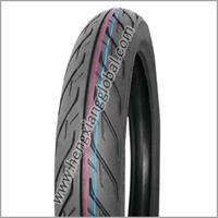 Large picture motorcycle tire HX803