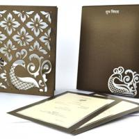 Theme Based Wedding Invitaions