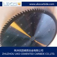 Large picture tungsten carbide saw tips for steel cutting