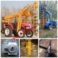 Large picture Earth Excavator/pile driver,Earth Drill