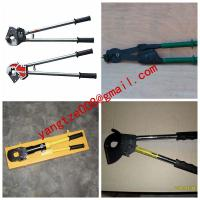 Large picture Ratchet Cable cutter,Price Cable-cutting plier