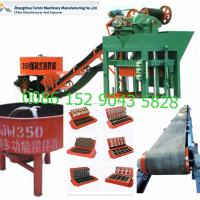 Large picture 4-40 cement bricks making machine