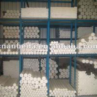 Large picture White plastic PP rod