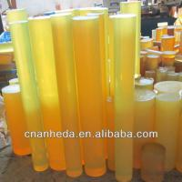 Large picture High quality transparent plastic PU rod
