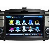 Large picture Hyundai IX35 Car dvd player with gps navigation