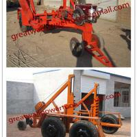Large picture Asia CABLE DRUM TRAILER,  Cable Reel Trailer