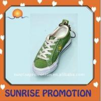 Large picture Canvas Shoes Key Chain