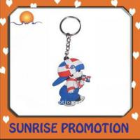 Large picture Man Shape Key Chain