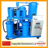 Large picture VACUUM LUBE/HYDRAULIC OIL PURIFIER SUPPIER