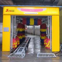 Large picture Automatic Tunnel Car Wash Machine