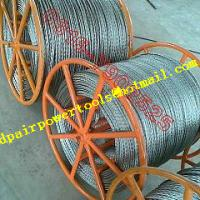 Large picture steel wire rope,anti-twisting wire rope