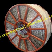 Large picture wire rope anti-twisting braided steel wire rope