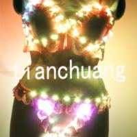 Large picture LED Luminous Lingerie Clothes