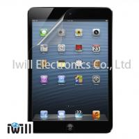 Large picture screen protector for ipad mini