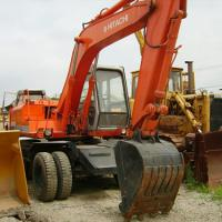 Large picture Used EX100WD HITACHI Excavaor for sale