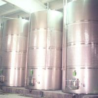 Large picture stainless steel fermental tank