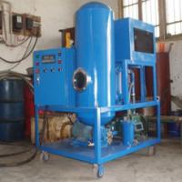 Large picture Series TPM Vacuum Dehydration Oil Purifier