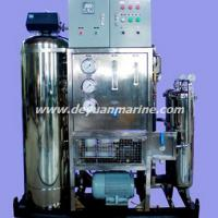 Large picture Marine Reverse Osmosis desalting plant