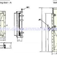 Large picture Sliding Watertight Doors