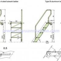 Large picture Bulwark Ladder