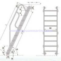 Large picture Steel Inclined Ladder