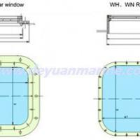 Large picture Rectangular Windows For Wheel house