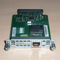 Large picture New cisco WIC-1B-S/T-V3 - 1 Port ISDN WAN CARD