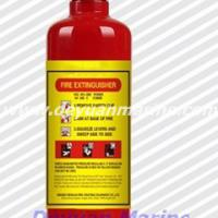 Large picture EN3 portable dry power fire extinguisher