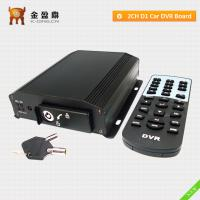 Large picture 2 Channel Full D1 32GB KD-207 Car DVR