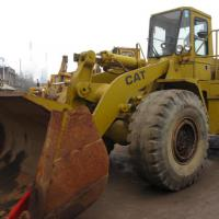 Large picture Used CAT 966E wheel loader