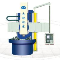Large picture Vertical lathe machine