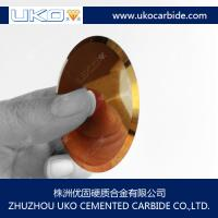 Large picture tungsten carbide blades for cutting pipe