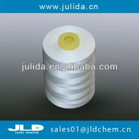 vinylon/ polyester ring spun yarn