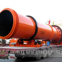 Large picture H series rotary dryer