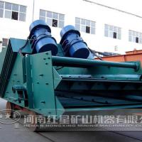 Large picture linear vibrating screen