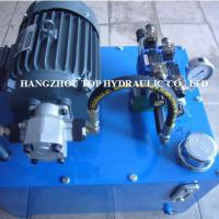 Large picture hydraulic power pack