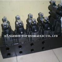 Large picture manifold block