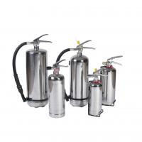 Large picture Stainless steel fire extinguisher6L 9L 12L