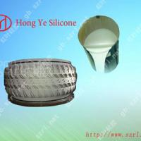 Large picture Platinum cured silicone rubber for tire mold