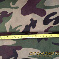 Large picture Peached Finish Cotton Camouflage Fabric