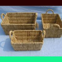 Large picture Willow basket with two handle