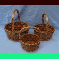 Large picture Willow basket with handle