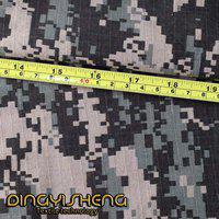 Cotton Camouflage Printing Fabric